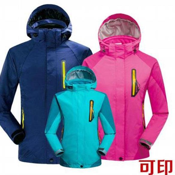 SLEC2-三合一儿童防水冲锋衣