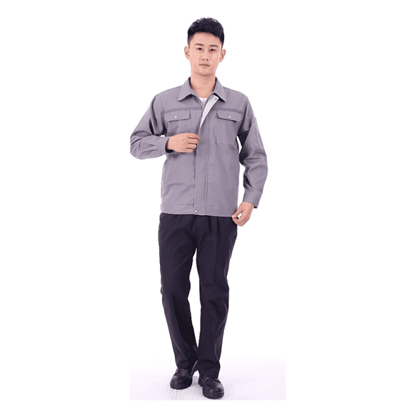 SLXC3-精品款内包边夏天纯棉长袖工装