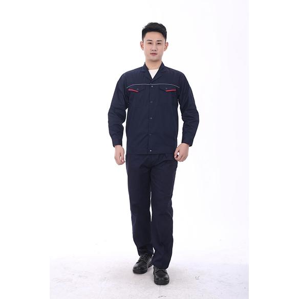 SLXC2-精品款内包边夏天长袖工装