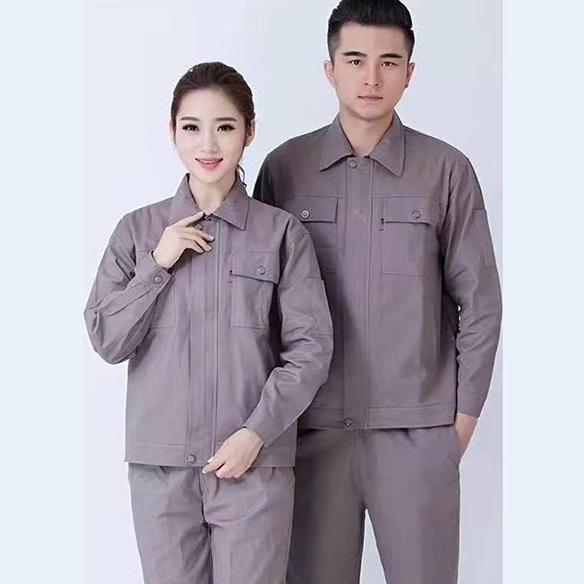 SLCQ2-全工艺纯棉磨毛纯色春秋工装