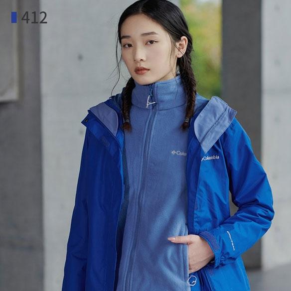 哥伦比亚冲锋衣PL7202-472410