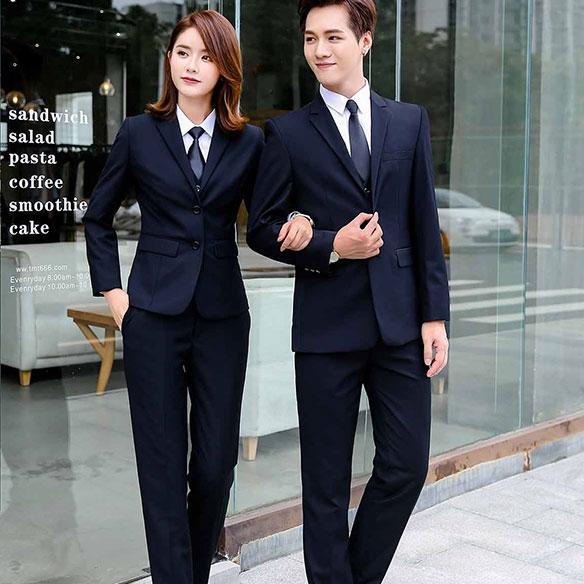SLXK5-男女同款常规版西裤